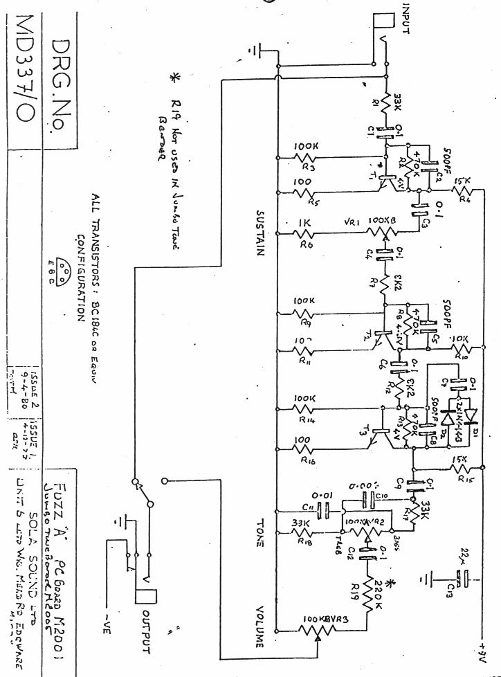 Selected Schematics